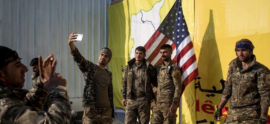 ABD YPG ile iş birliğine devam edeceğini açıkladı