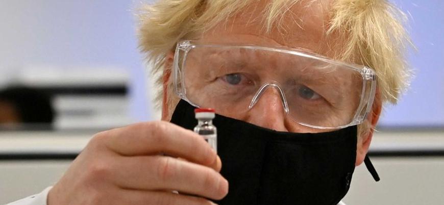 İngiltere yoksul ülkelere aşı bağışı yapacak