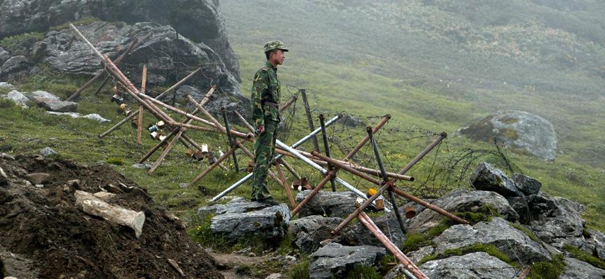 Çin ile Hindistan arasında askeri gerilim: Ölü ve yaralılar var