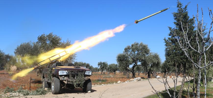 İdlib'de muhaliflerin saldırısında bir rejim subayı öldü