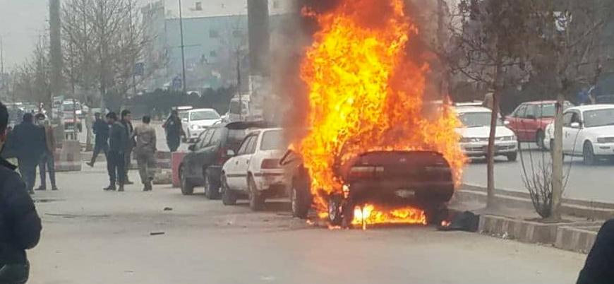 Afganistan'ın başkenti Kabil üç ayrı bombalı saldırıyla sarsıldı