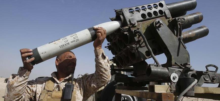 Irak'ta ABD üssüne füze saldırısı