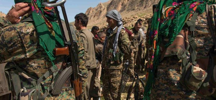 Haşdi Şabi ve PKK Sincar'a konuşlanıyor