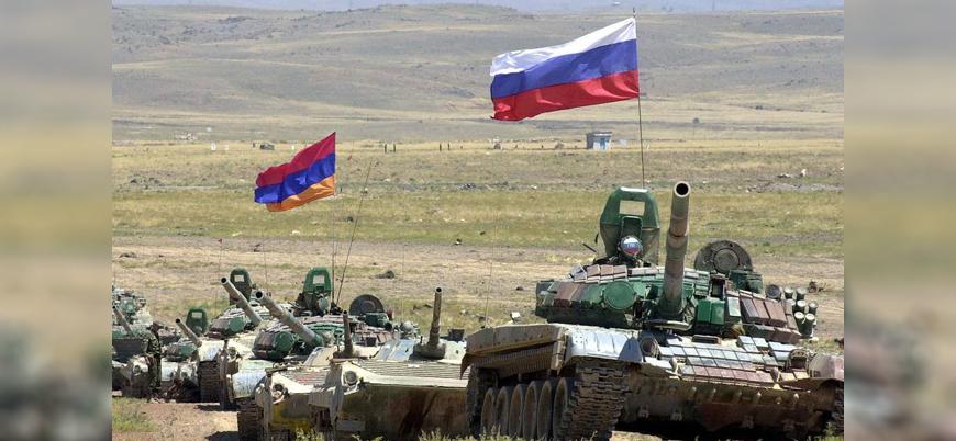 Ermenistan, topraklarında daha fazla Rus askeri istiyor