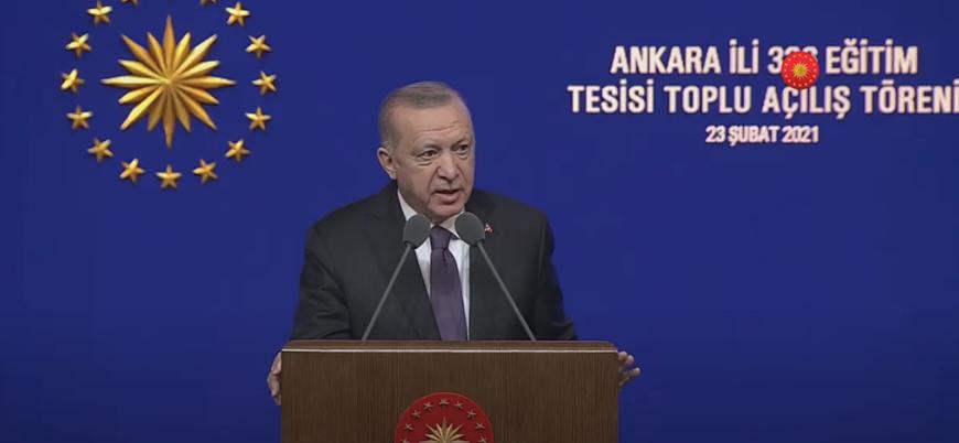 Erdoğan: Geçtiğimiz yıllarda Türkiye yasakların, korkuların ülkesiydi