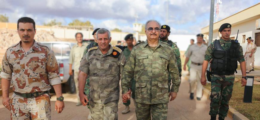 BM raporu: BAE ve Blackwater Libya'da Hafter'e yardım etti
