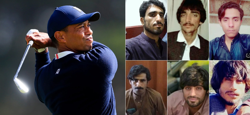 Tiger Woods ve Sünni Beluçlar