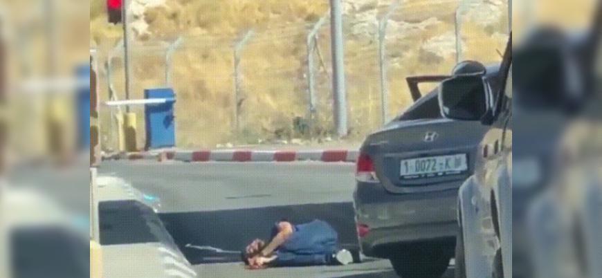 """""""İsrail askerlerinin Filistinli sivili öldürmesi yargısız infaz"""""""