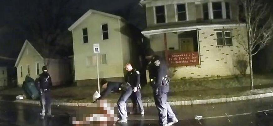 ABD: Zihinsel engelli siyahi genci kafasına poşet geçirip öldüren polisler ceza almadı