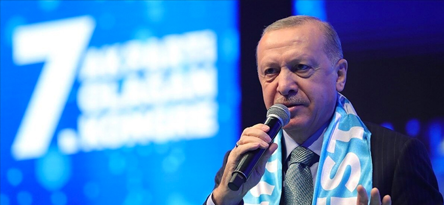 Erdoğan'dan 'insan hakları' ve 'ekonomide reform' açıklaması