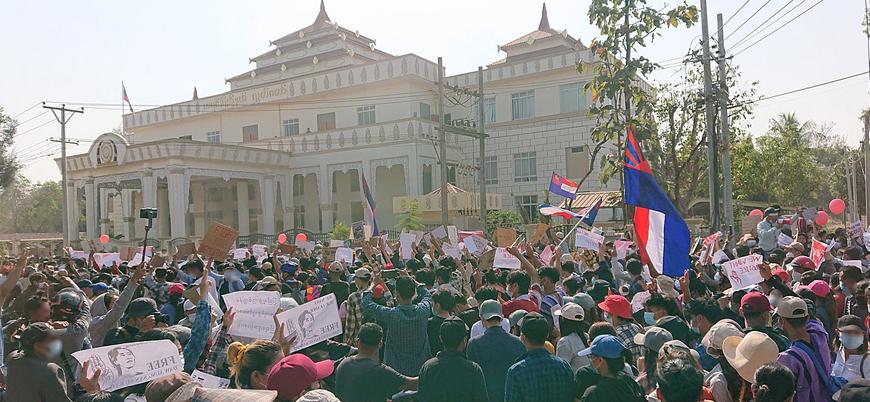 Facebook Myanmar'da cunta ile bağlantılı hesapları kapattı
