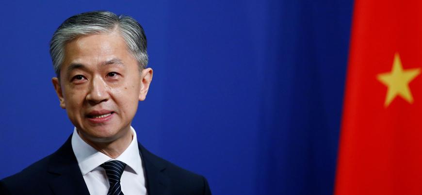 """Çin'den Türkiye'ye: """"Doğu Türkistan bizim iç meselemiz"""""""