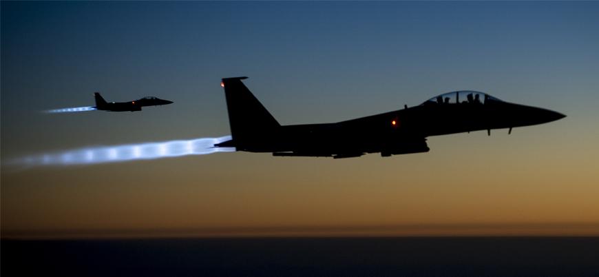 ABD'den Suriye'de hava saldırısı