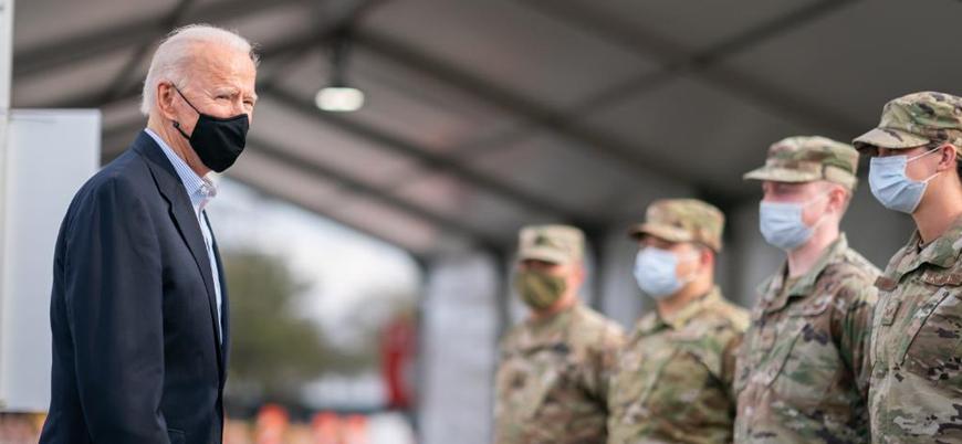ABD Başkanı Biden: Afganistan'dan Mayıs ayında çekilmemiz zor