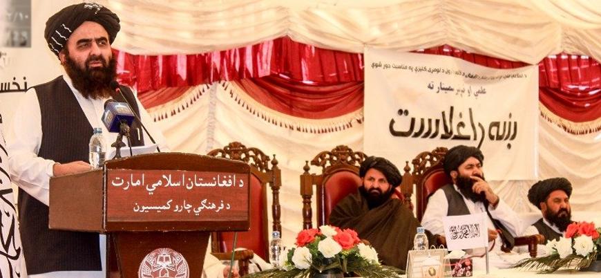 Taliban: Tüm yabancı güçler ülkeyi terk etmeli