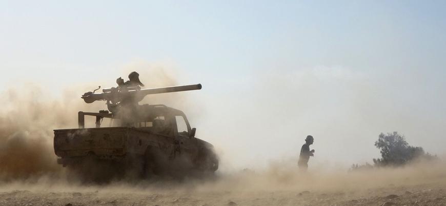 Marib'de Yemen güçleri ve Husiler arasındaki savaş kızışıyor