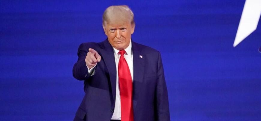 Eski ABD Başkanı Trump ilk kez konuştu