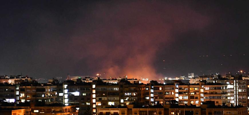 İsrail'in Suriye'de İran'ı hedef alan saldırıları sürüyor