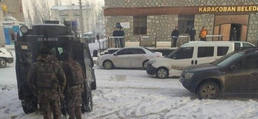 HDP'li Belediye Başkanı Uğun'a 'terör' gözaltısı
