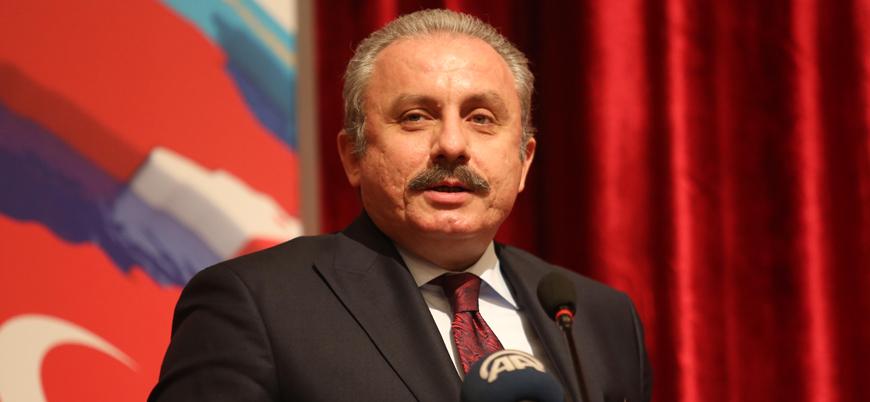 Meclis Başkanı Şentop: Yeni anayasa için referanduma gerek kalmayabilir