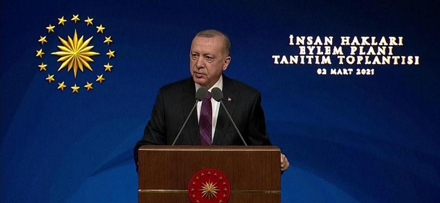 Cumhurbaşkanı Erdoğan'ın açıkladığı İnsan Hakları Eylem Planı'nda neler var?