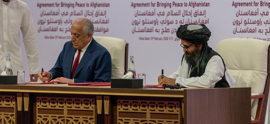 Pentagon: Emir gelirse Afganistan'dan çekilmeye hazırız