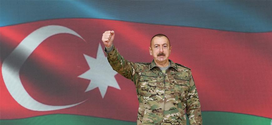 Aliyev'den Ermenistan'a 'barış teklifi'