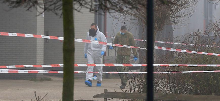 Hollanda'da koronavirüs test merkezine bombalı saldırı