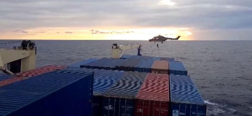 """""""Türkiye Doğu Akdeniz'de gemilerinin aranmasına izin vermiyor"""""""