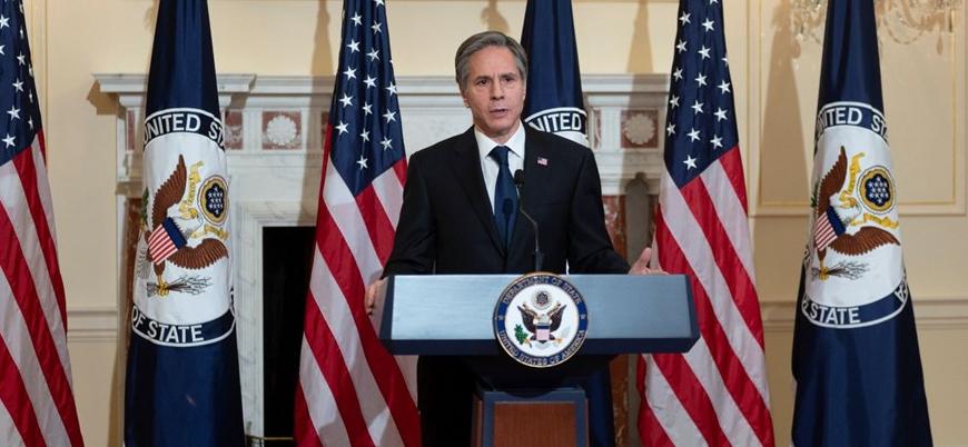 ABD Dışişleri Bakanı Blinken: Artık askeri müdahalelerle rejimleri devirmeyeceğiz