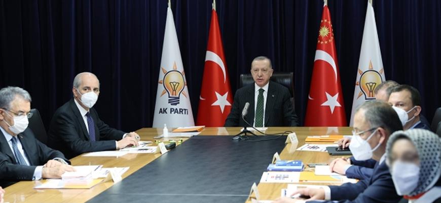 Erdoğan: Milletin ülke yönetimini emanet edeceği bir başka parti yok