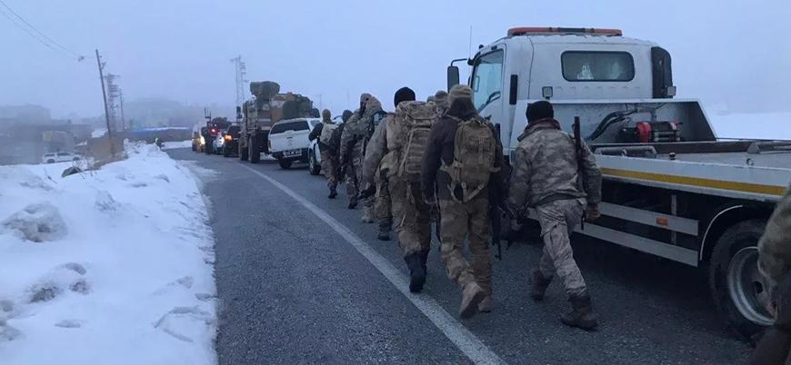 Bitlis'te düşen askeri helikopterde can kaybı 11'e yükseldi