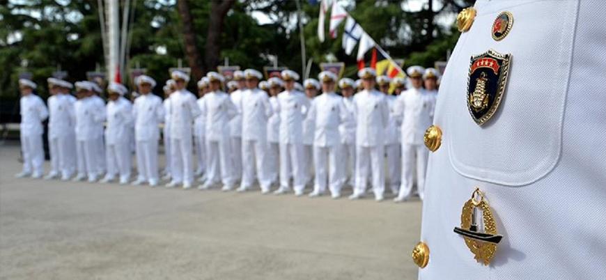 Deniz Kuvvetleri Komutanlığı'nda 'FETÖ' operasyonu