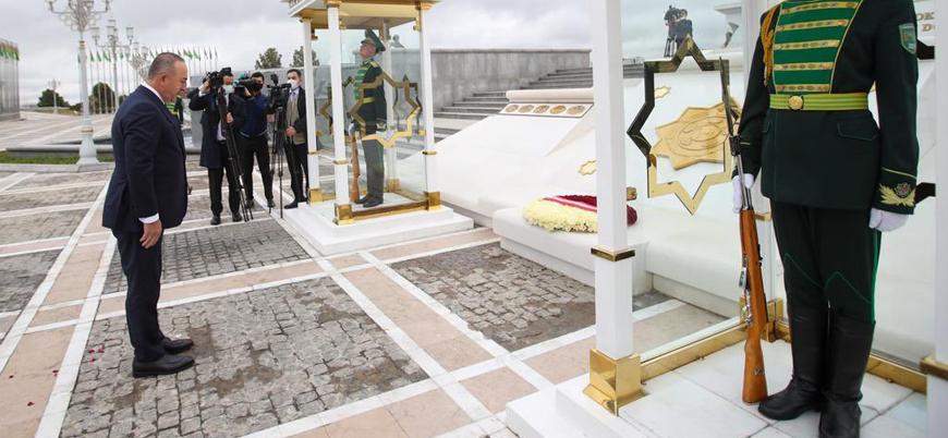Dışişleri Bakanı Çavuşoğlu Orta Asya ziyaretlerine başladı