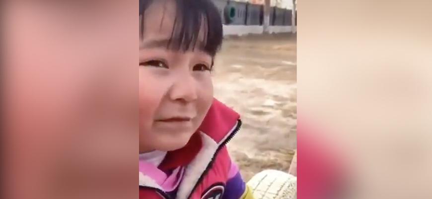 """Küçük kızın sözleri yürek burktu: """"Uygurca ismimi söylersem cezalandırılırım"""""""