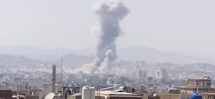 Suudi koalisyonu Husilere karşı hava operasyonu başlattı