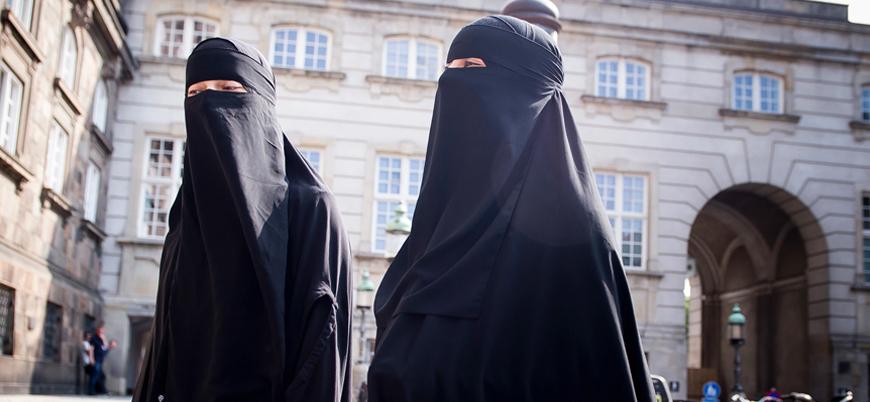 İsviçre 'Dünya Kadınlar Günü'nde peçeyi yasakladı