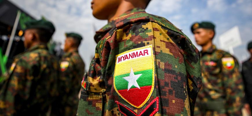 Avustralya Myanmar ile tüm askeri ilişkilerini sonlandırdı