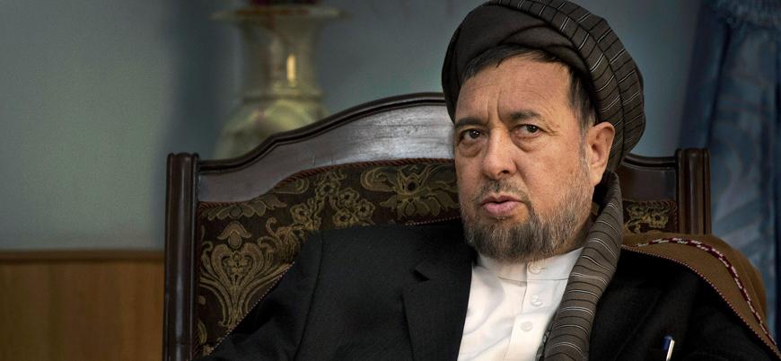 Afganistan'da İran destekli isim Taliban ile barışa karşı çıktı