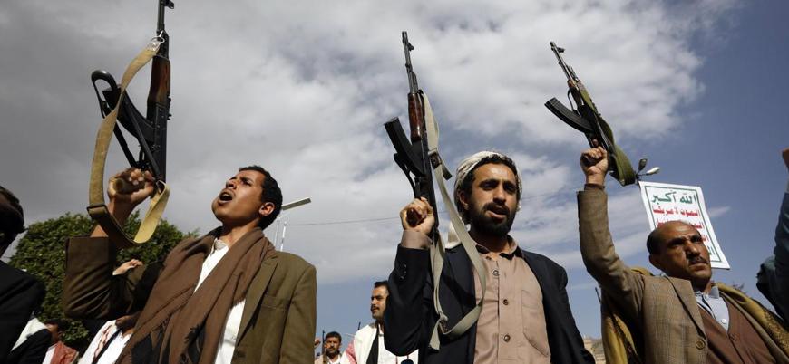 ABD: Husiler savaşı bırakıp müzakereye başlamalı