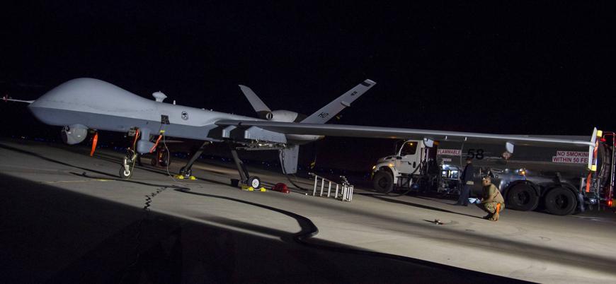 Biden ABD'nin drone saldırılarına kısıtlama getirdi