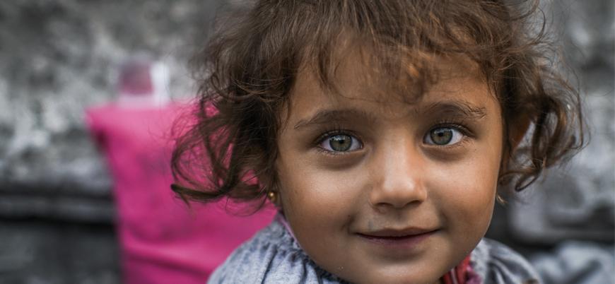 """""""Suriye'de 10 yılda 12 bin çocuk öldü ve yaralandı"""""""