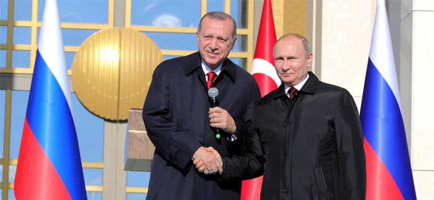 Erdoğan ile Putin Akkuyu nükleer santralinde temel attı