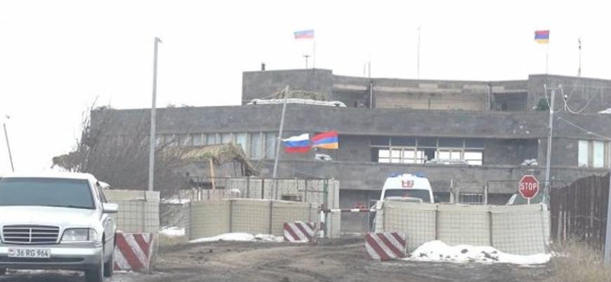 Rusya Dağlık Karabağ'a 'yerleşiyor'