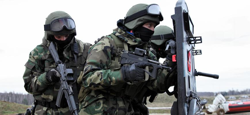 Rusya destekli güçlerin Ukrayna'ya saldırıları sürüyor