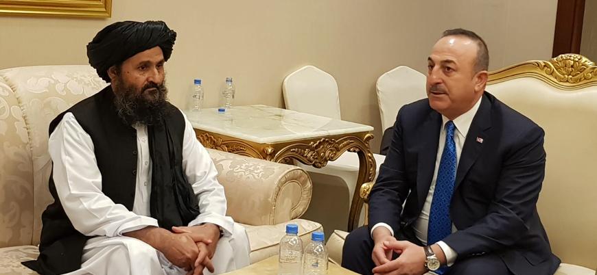 Çavuşoğlu: Afganistan konusunda Katar'la birlikte çalışacağız