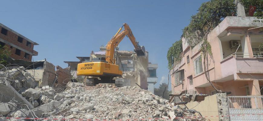 Deprem raporu: 7 milyon yapının yenilenmesi gerekli