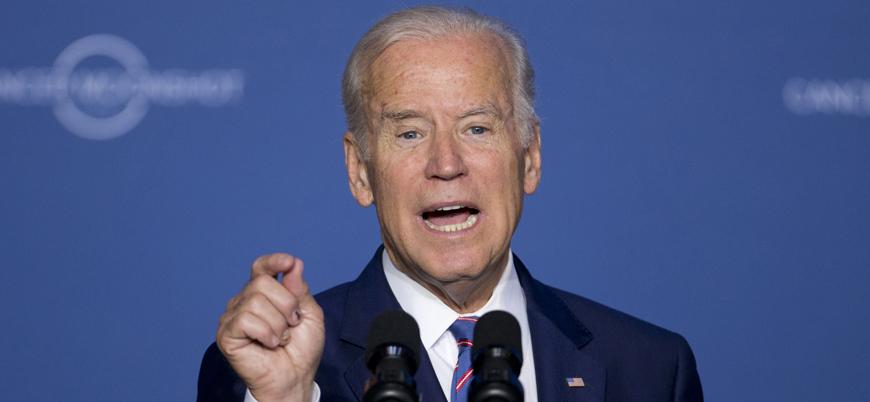ABD Başkanı Biden: 4 Temmuz'a kadar 'normale yakına' döneceğiz