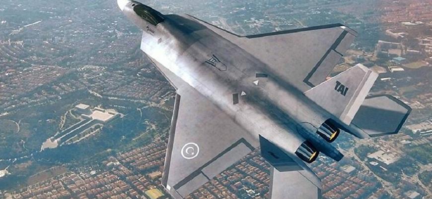 """""""Milli Muharip Uçak 2025'te ilk uçuşunu yapacak"""""""