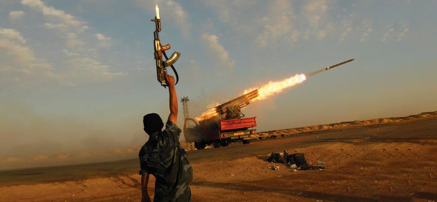 BMGK: Yabancı askerler Libya'dan çekilmeli